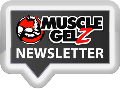Sign up for the musclegelz newsletter