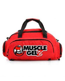 Gym Bag Red